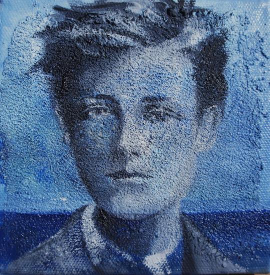 Rimbaud bleu 1