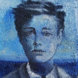 Rimbaud bleu 2
