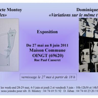 Exposition Oingt 2011